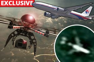 Nóng: Tuyệt chiêu tìm thấy MH370 dễ dàng trong rừng rậm Campuchia