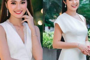 'Bạn gái tin đồn' của Văn Đức U23 Việt Nam rạng ngời bên Ngọc Hân