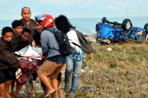 Hậu động đất, sóng thần Indonesia: Cơn ác mộng chưa kết thúc