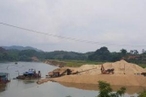 Vi phạm trong khai thác khoáng sản vẫn tăng