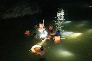 Tìm thấy thi thể hai nạn nhân bị đuối nước ở Thanh Hóa