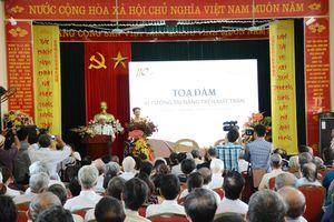 Kỷ niệm 110 năm ngày sinh Lưỡng quốc tướng quân Nguyễn Sơn