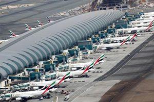 Sân bay quốc tế ở Dubai bị tấn công?