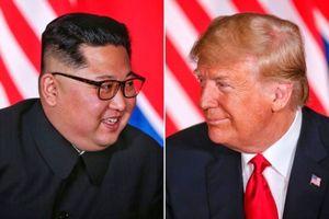 Tổng thống Mỹ tuyên bố 'phải lòng' ông Kim Jong-un sau những bức thư tốt đẹp