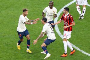 Ligue 1: PSG tiếp tục cán mốc những kỷ lục