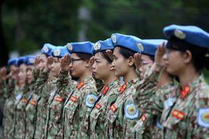 Bộ Quốc phòng giao nhiệm vụ cho Bệnh viện dã chiến 2.1 đi Nam Sudan