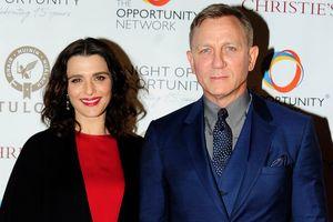 'Điệp viên 007' Daniel Craig và Rachel Weisz đón con gái đầu lòng