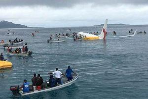 Xác định bốn công dân Việt Nam trong vụ máy bay lao xuống biển