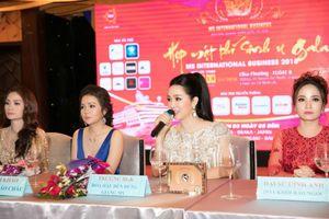 Hoa hậu Doanh Nhân Quốc Tế 2018 ra mắt dàn giám khảo quyền lực