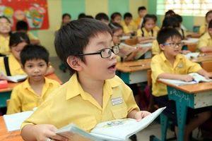 Sẽ công bố chương trình giáo dục phổ thông mới vào tháng 10