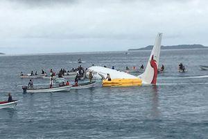 Có 4 người Việt trên máy bay rơi xuống biển tại Micronesia