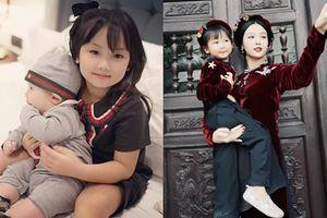 Thừa hưởng nét đẹp từ mẹ, con gái Huyền Baby được dự đoán trở thành mỹ nhân trong tương lai