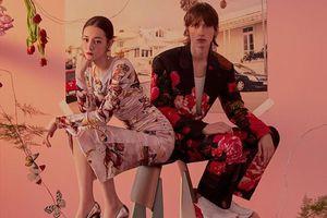 Địch Lệ Nhiệt Ba hóa quý cô lạnh lùng trên tạp chí Vogue