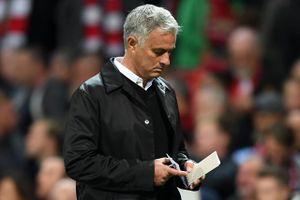Chốt thời điểm M.U sa thải Mourinho