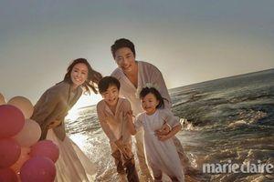 Kwon Sang Woo, Son Tae Young kỷ niệm 10 năm hôn nhân 'như mơ'