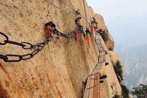 Thót tim chiêm ngưỡng 16 cầu thang nguy hiểm trên thế giới
