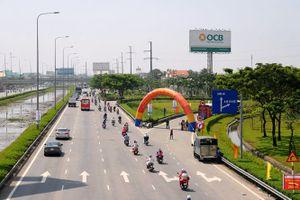 Đường dẫn cao tốc TP.HCM - Trung Lương sẽ cán đích đúng hẹn