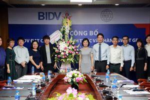 BIDV chính thức vận hành SWIFT gpi
