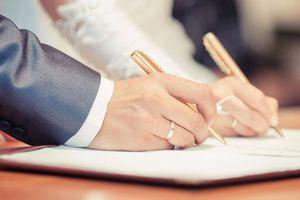 Có được đăng ký kết hôn ở nơi tạm trú?