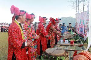 Hà Giang: Lễ hội Bàn Vương dưới chân đỉnh Chiêu Lầu Thi