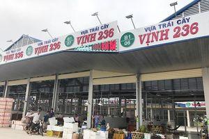 Đồng Nai: Chợ đầu mối nông sản thực phẩm Dầu Giây tiêu thụ 400 tấn nông sản/ngày