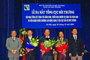 Kỷ niệm 10 năm thành lập Tổng cục Môi trường (30-9-2008 - 30-9-2018) : Dấu ấn một thập kỷ Tổng cục Môi trường