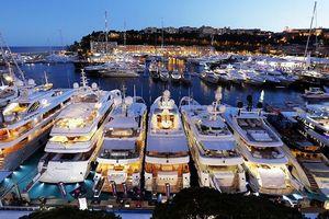 Những chiếc du thuyền siêu sang tại Triển lãm Du thuyền Monaco 2018