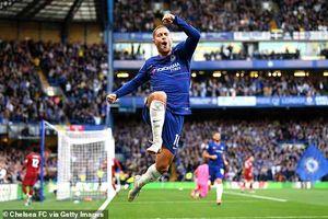 Mở tiệc tấn công, Chelsea chia điểm kịch tính với Liverpool