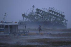 Bão Trami đổ bộ Nhật Bản, hàng triệu người bị ảnh hưởng