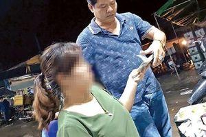 Khởi tố vụ án cưỡng đoạt tài sản tại chợ đầu mối Long Biên