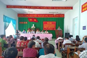Bình Thuận nói về thông tin 'bệnh lạ' gần nơi khai thác titan