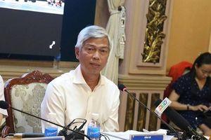 TP.HCM sẽ lập hội đồng xem lại kỷ luật ông Lê Tấn Hùng