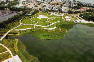 Công viên 50 tỷ bị bỏ hoang ở Đà Nẵng