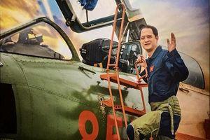Đấu giá giàn hoa lan của phi công Su-22 Khuất Mạnh Trí