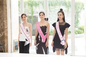 Bên trong không gian sống sang trọng của top 3 Hoa hậu Việt Nam