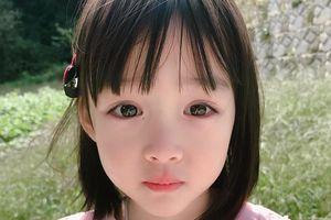 Cô bé Hàn Quốc 4 tuổi nổi tiếng trên mạng vì xinh như thiên thần
