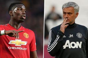Pogba và Mourinho không nên xuất hiện trong lịch sử MU