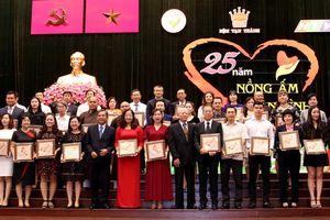 HDBank đồng hành cùng Hội Bảo trợ bệnh nhân nghèo TP Hồ Chí Minh