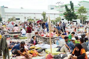Động đất, sóng thần ở Indonesia: Hàng nghìn người thương vong