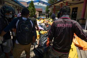 Số người chết vì thảm họa kép ở Indonesia vượt quá 1.200 người