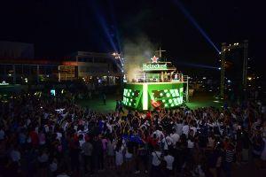 Heineken cùng 'Hành trình viễn dương' thắp sáng thành phố đất cảng