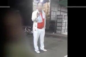 Người bị tố bảo kê chợ Long Biên vô cùng khéo léo