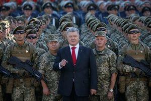 Tổng thống Ukraine bất ngờ cảm ơn ông Putin