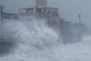 Hậu quả siêu bão Trami gây ra ở Nhật Bản