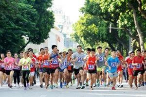 Chung kết Giải chạy Báo Hà nội mới mở rộng lần thứ 45