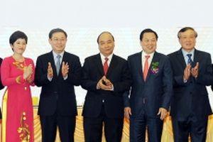 Lễ ra mắt Ủy ban Quản lý vốn nhà nước tại doanh nghiệp