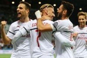 Đánh bại Sassuolo 4-1, AC Milan tìm lại niềm vui chiến thắng