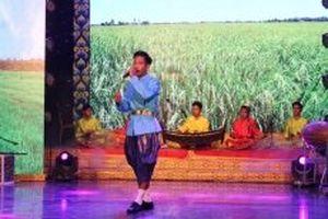 Khai mạc Liên hoan dân ca Khmer khu vực đồng bằng sông Cửu Long