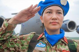 Những 'bóng hồng' quân y Việt Nam sang châu Phi gìn giữ hòa bình