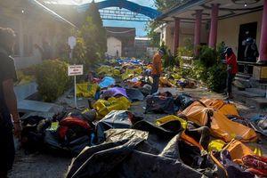 Sóng thần Indonesia: Cả làng bị xóa sổ, đất hóa lỏng